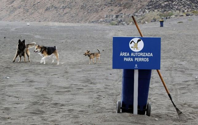 Playas Caninas.