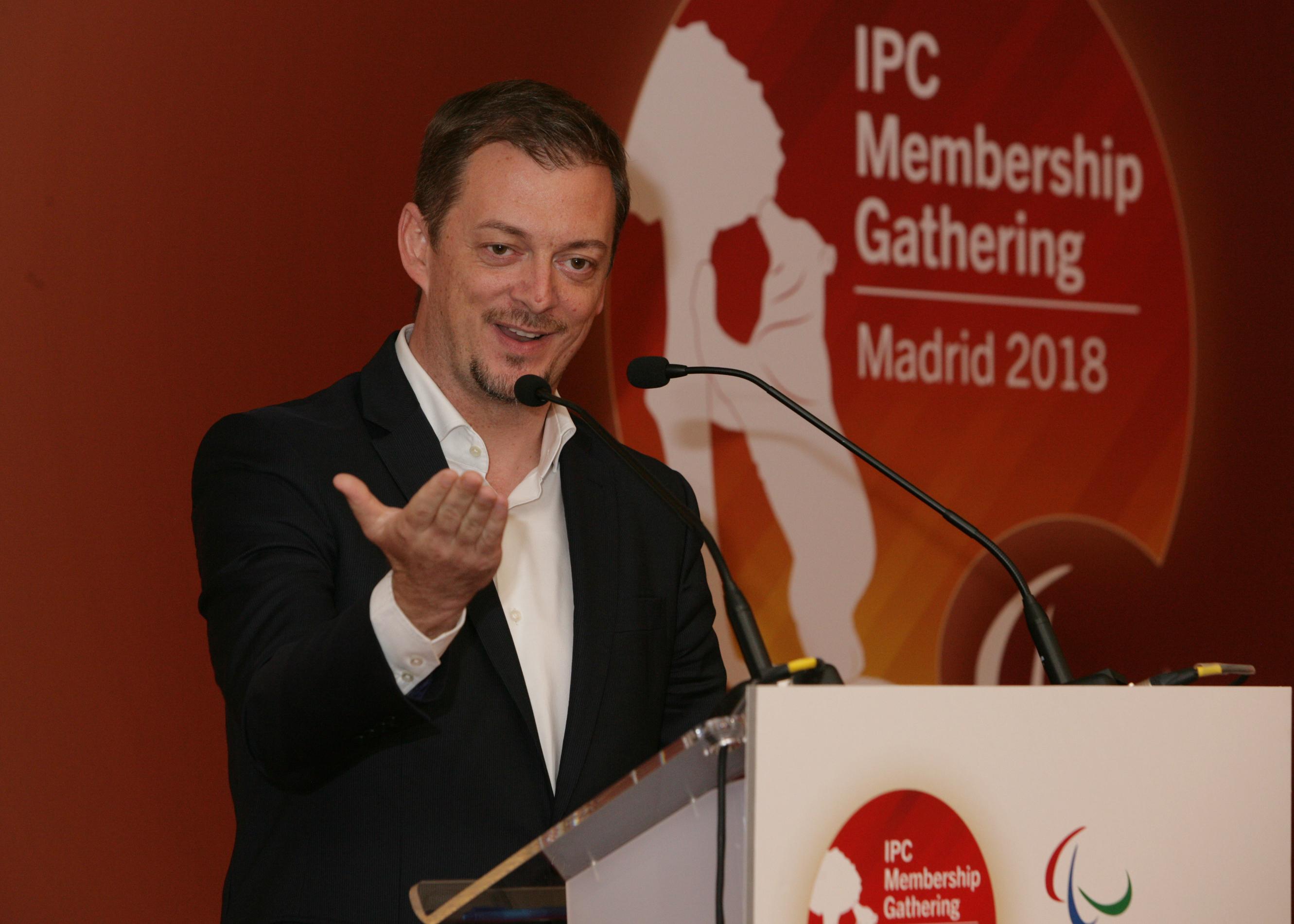 Juegos Paralímpicos. Fuente: IPC