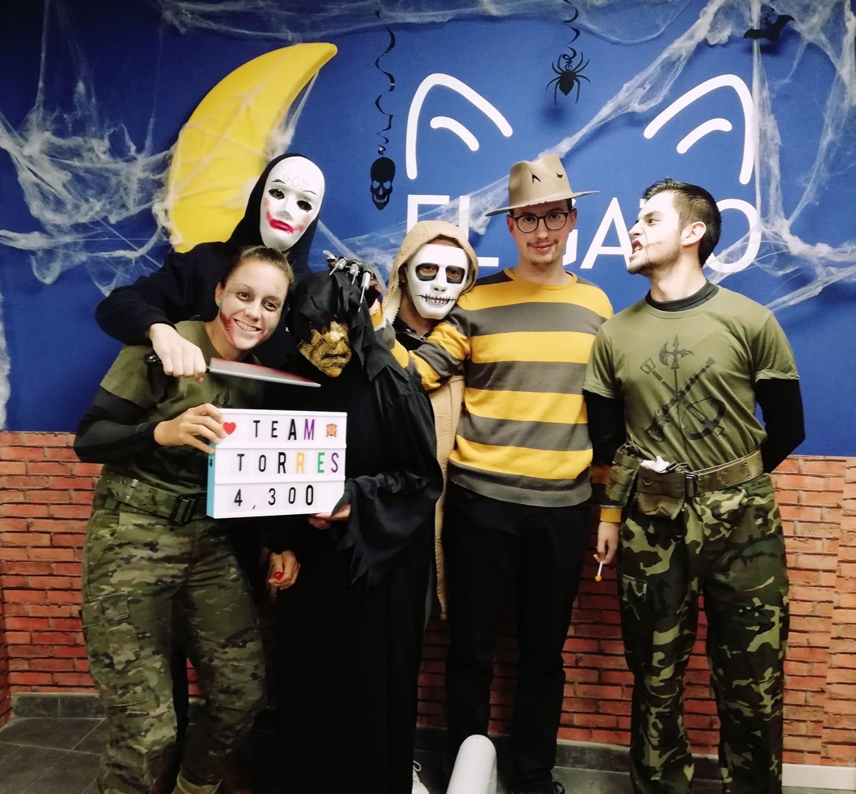 Escaperoom Halloween. Fuente: AVANCE DEPORTIVO