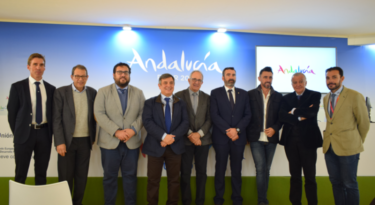 Presentación en FITUR de la Vuelta a Andalucía